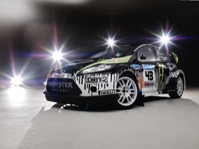 Ken Block: Awesome…
