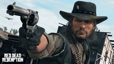 REVIEW: Red Dead Redemption (Xbox 360)