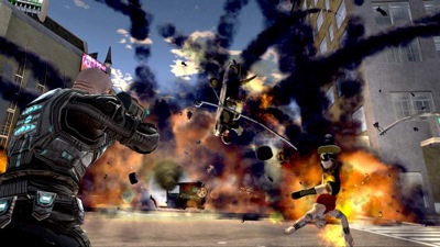 REVIEW: Crackdown 2 (Xbox 360)