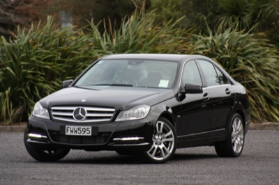 ROAD TEST: Mercedes-Benz C250 CDI