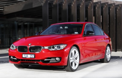FIRST DRIVE: BMW 3 Series