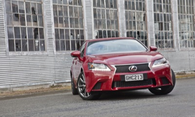 FIRST DRIVE: Lexus GS
