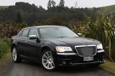 FIRST DRIVE: Chrysler 300