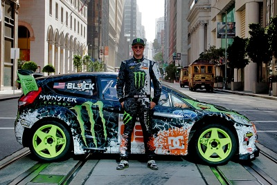 Gymkhana 5: More tyre-smoking mentalness from Ken Block!