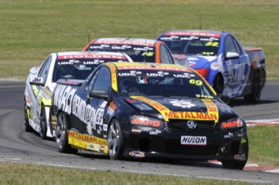V8 Utes and SuperTourers team up