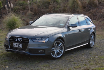 ROAD TEST: Audi A4 Avant 1.8T FSI