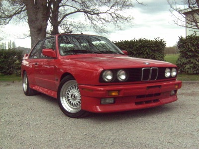 Blast From The Past: BMW M3 E30