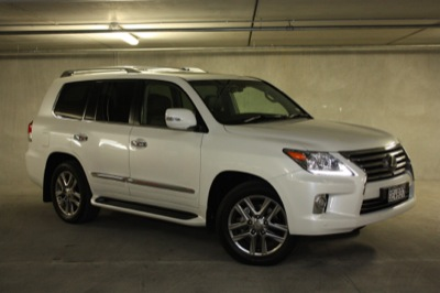 TOP TEN: Reasons why a Lexus LX 570 isn't just a Land Cruiser in drag
