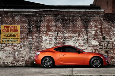 FIRST DRIVE: Toyota 86