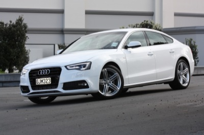 QUICK DRIVE: Audi A5 Sportback 3.0 TDI quattro