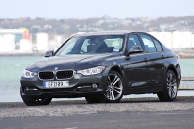 ROAD TEST: BMW 320d
