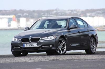 ROAD TEST: BMW 320d