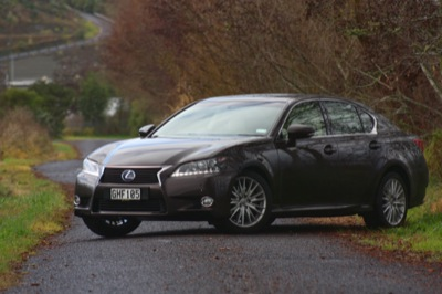 ROAD TEST: Lexus GS 450h