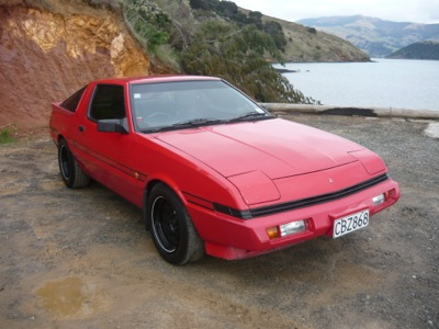 Blast From The Past: Mitsubishi Starion