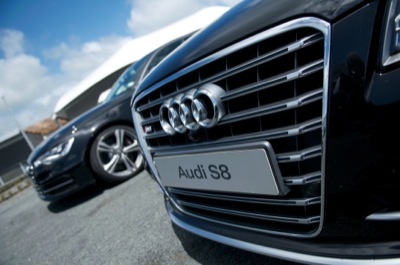 FIRST DRIVE: Audi S6, S7 and S8
