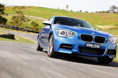 FIRST DRIVE: BMW M135i