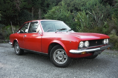 Blast From The Past: Fiat 124 BC