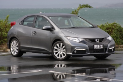 QUICK DRIVE: Honda Euro Civic L