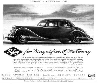 Automotive Ambitions