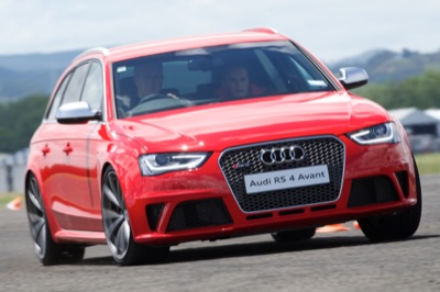 FIRST DRIVE: Audi RS4 Avant