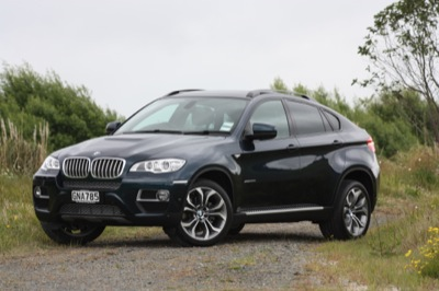 QUICK DRIVE: BMW X6 xDrive40d