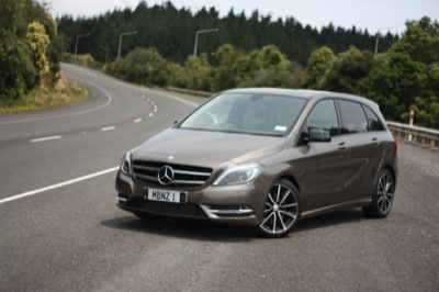 QUICK DRIVE: Mercedes-Benz B250