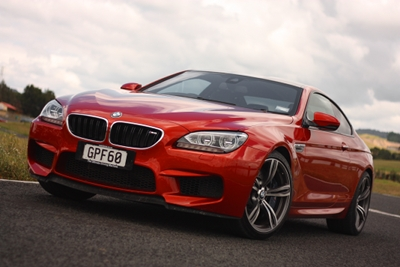 ROAD TEST: BMW M6