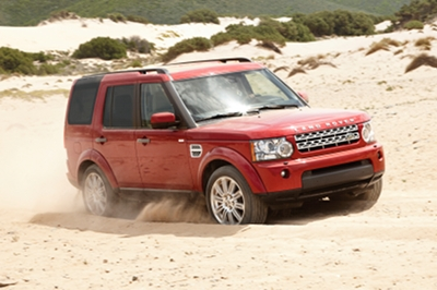FIRST DRIVE: A pair of Land Rovers