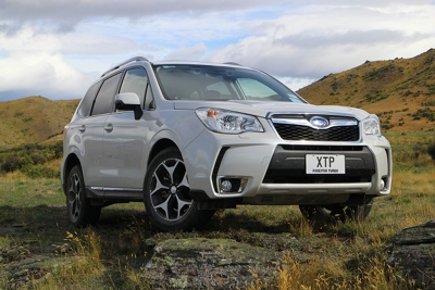 FIRST DRIVE: Subaru Forester