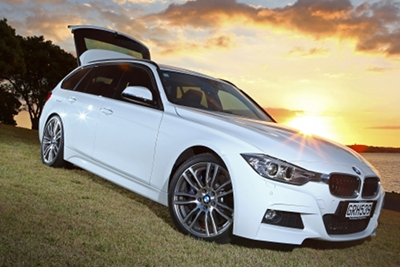 FIRST DRIVE: BMW 3 Series Touring