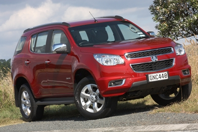 ROAD TEST: Holden Colorado 7