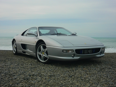 Blast From The Past: Ferrari F355