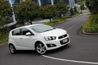 QUICK DRIVE: Holden Barina CDX