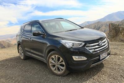 FIRST DRIVE: Hyundai Santa Fe