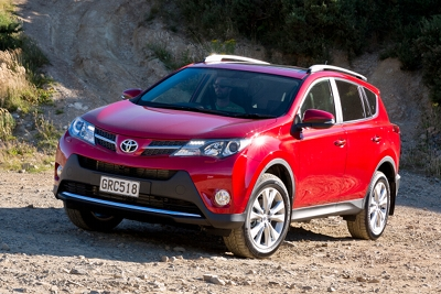 FIRST DRIVE: Toyota RAV4