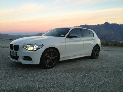 FIRST LOCAL DRIVE: BMW M135i