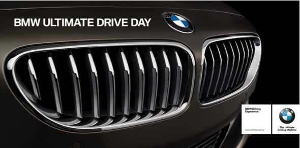 Win an Ultimate Drive Day!