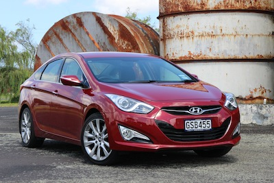 QUICK DRIVE: Hyundai i40 Elite sedan