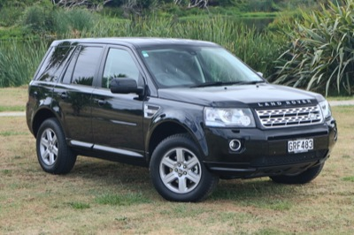 QUICK DRIVE: Land Rover Freelander Si4