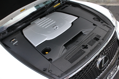 LS 460 engine