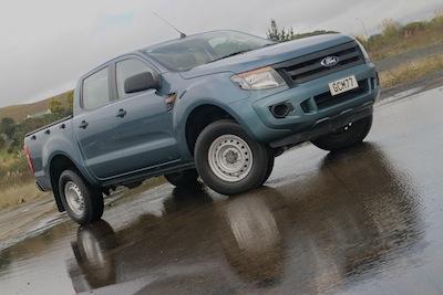 ROAD TEST: Ford Ranger XL
