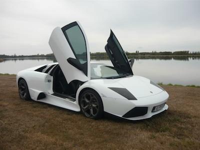 BLAST FROM THE PAST: Lamborghini Murcielago