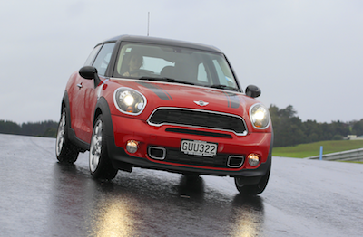 FIRST DRIVE: Mini Paceman