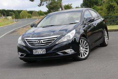 QUICK DRIVE: Hyundai i45 Elite