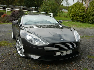 ROAD TEST: Aston Martin DB9