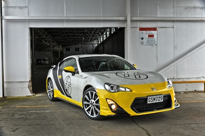A Toyota 86 for less! And more.