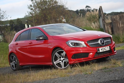ROAD TEST: Mercedes-Benz A250 Sport – IN 3D!