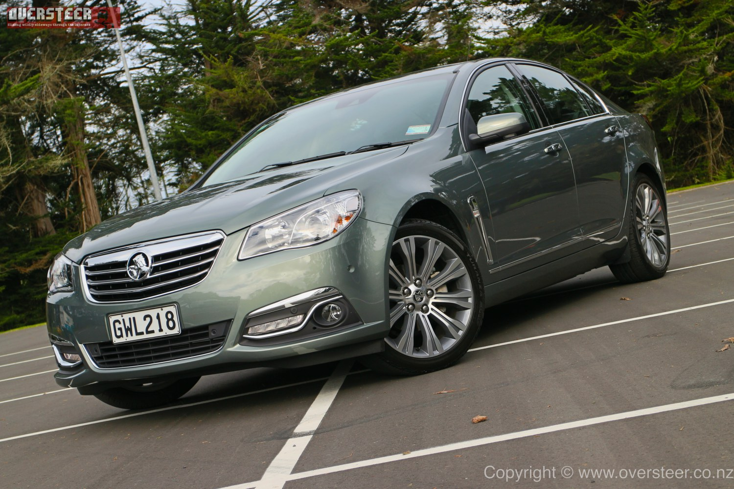 ROAD TEST: Holden Commodore Calais V
