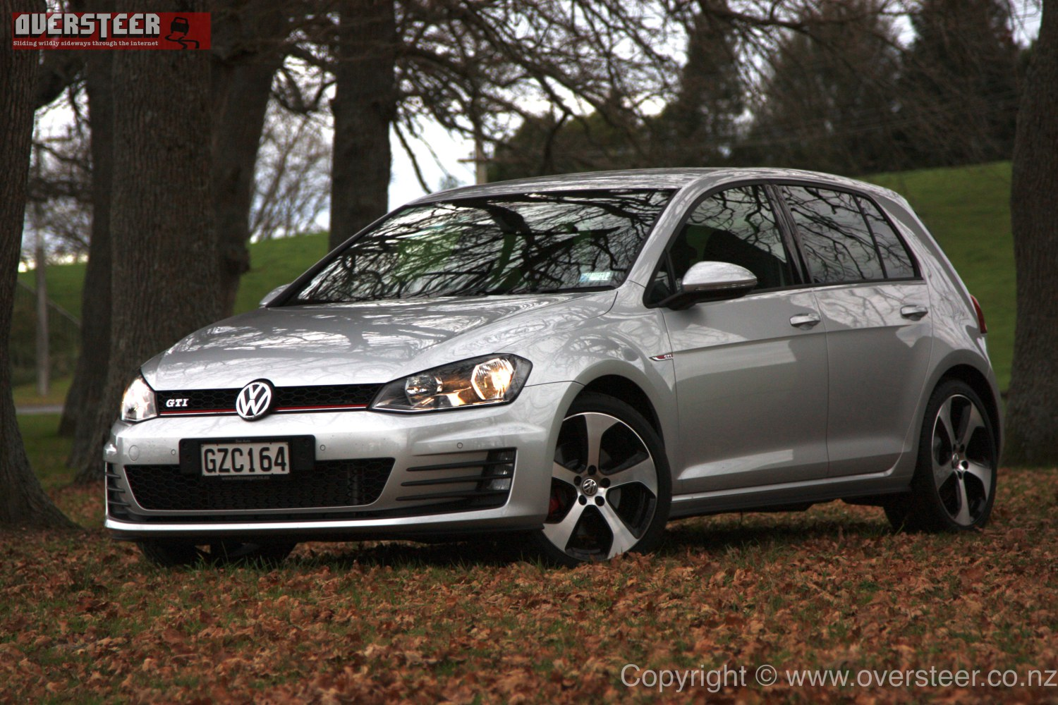 FIRST DRIVE: Volkswagen Golf GTI