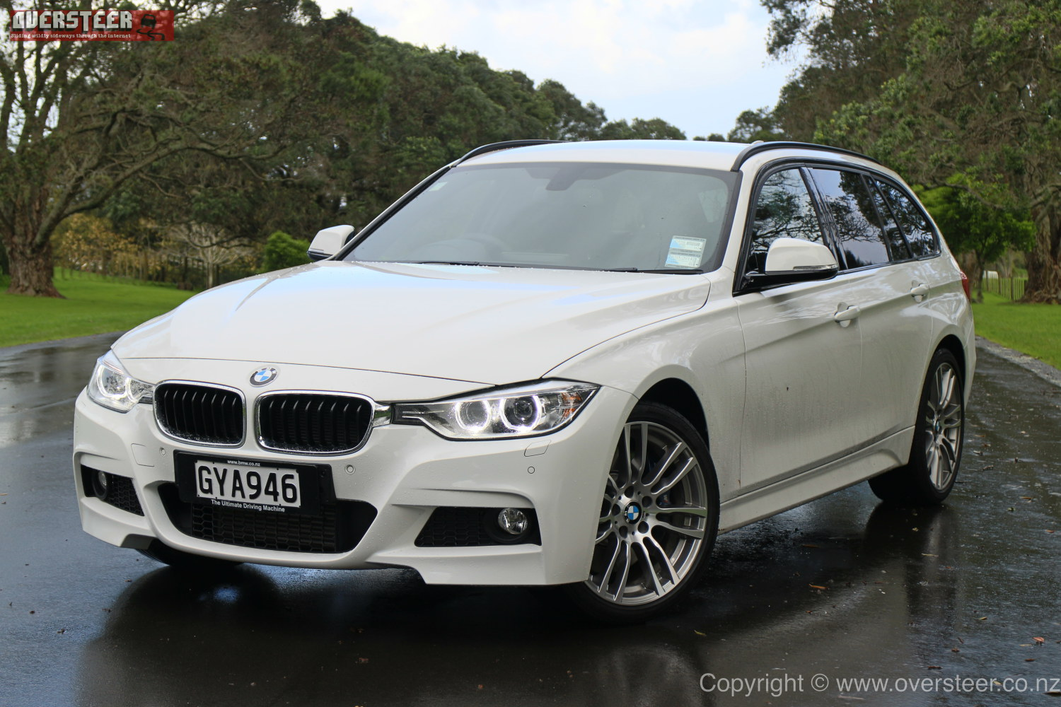 ROAD TEST: BMW 330d Touring xDrive